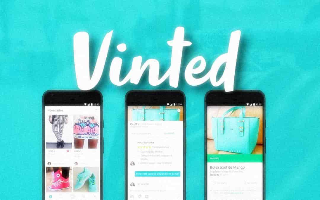 comprar online en vinted
