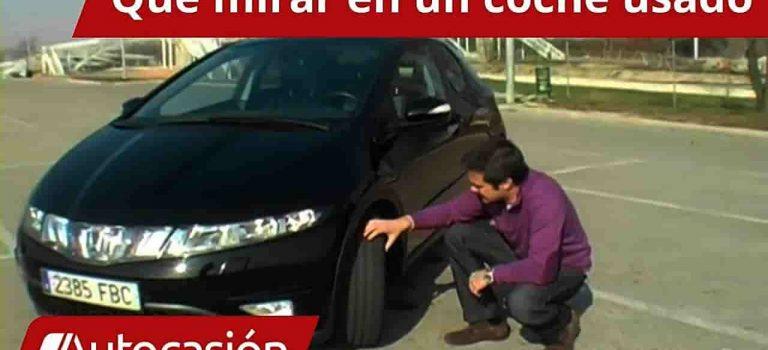 consejos para comprar coche usado